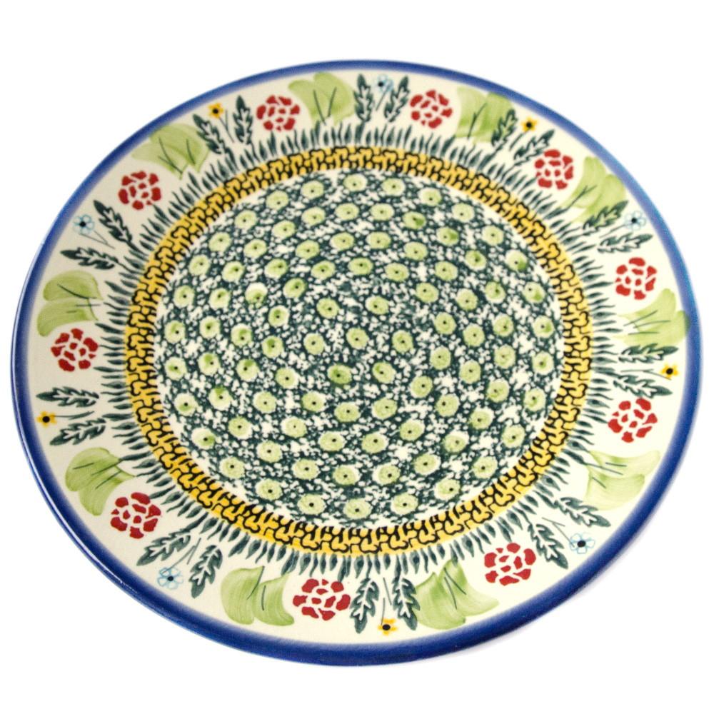 Керамическое блюдо 28 August