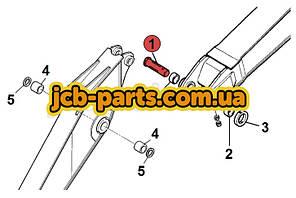 Палец крепления рукояти к стреле 811/90399 для JCB JS260