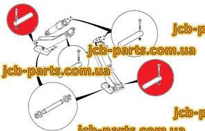 Палець в шток г / циліндра стабілізатора 811/50456 для навантажувача JCB 540-140