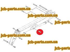 Палець в шток г / циліндра підйому стріли 811/10096 для навантажувача JCB 540-140