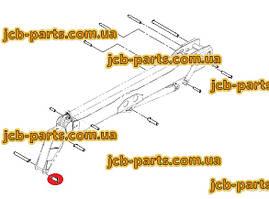 Втулка в шток г / циліндра перекидання каретки (ковша) 808/00399 для навантажувача JCB 540-140