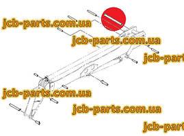 Втулка на палець кріплення стріли до рами 808/00389 для навантажувача JCB 540-140