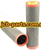 Фільтр повітряний, внутрішній 580/12021 для JCB JS220 (200, 210)