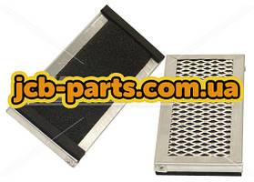 Фільтр кабіни (рециркуляционний) VOE11712164 для Volvo BL61 PLUS, BL71 PLUS