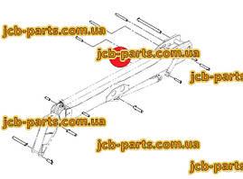 Палець в основу г / циліндра підйому стріли 811/50550 для навантажувача JCB 540-140