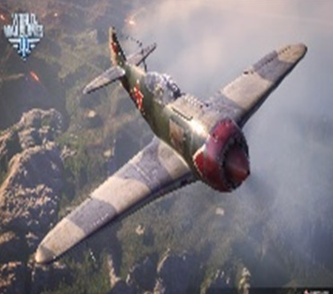 Коврик для мышки World of warplanes №4, фото 2