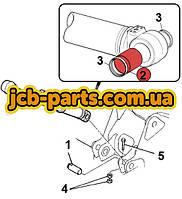 Втулка в основание г/цилиндра стрелы 331/11844 для JCB JS240