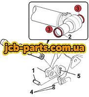 Пыльник в основание г/цилиндра стрелы 331/11837 для JCB JS240