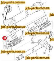 Ремкомплект гидроцилиндра рукояти (125Х85) (до 09/04/2009) 331/39047 для колесного  экскаватора JCB JS200W.