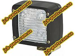 Лампа рабочего освещения квадратная (стрела, противовес, корпус) 700/43900 для JCB JS220 (200, 210)