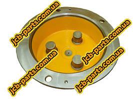 Кришка бортового редуктора 458 / M4230 (450/10216) для JCB 3CX, 3CX Super, 4CX