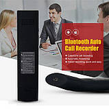 Диктофон bluetooth для записи звонков и телефонных разговоров Waytronic WT520, iPhone & Android, фото 5