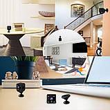 Wifi мини камера беспроводная с записью Zoohi SH09, 2 Мп, HD 1080P, SD карты до 128 Гб, фото 6