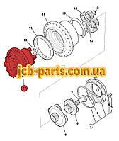 Мотор хода в сборе на экскаватор JCB JS240, JS260 20/925520 для гусеничного экскаватора JCB