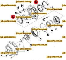 Ступичний підшипник 210-5932, 2105932 для CAT 428E, 432E, 442E, 428F, 432F