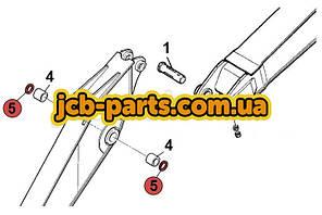 Ущільнення в рукоять 166-1495 для Caterpillar 320D