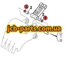 Ущільнення 166-1495 для Caterpillar 325D / 329D