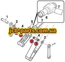 Уплотнение в трапецию 166-1494 для Caterpillar 320D