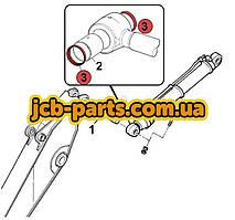 Уплотнение в ушко штока г/цилиндра рукояти 166-1494 для Caterpillar 320D