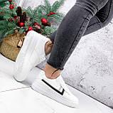 Кроссовки женские Lonza белые 2775, фото 5