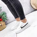 Кроссовки женские Lonza белые 2775, фото 3