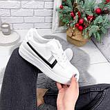 Кроссовки женские Lonza белые 2775, фото 8
