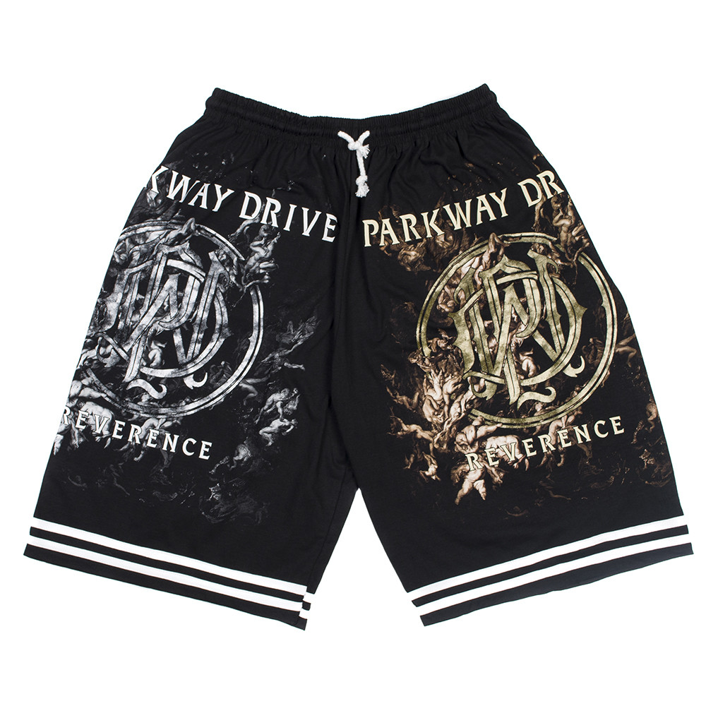 """Шорты Parkway Drive """"Reverence"""" (Red Rock)"""