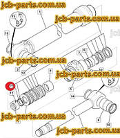 Ремкомплект гідроциліндра підйому стріли 998/10040 для колісного екскаватора JCB JS160W