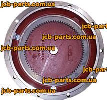 Крышка бортового редуктора в сборе на экскаватор JCB JS240, JS260 20/951587 для гусеничного экскаватора JCB