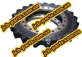 Зірочка (20 отворів) 332 / J0022 для JCB JS240