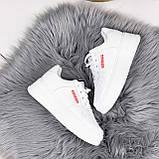 Кроссовки женские Supre белые 2780, фото 7