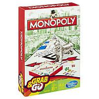 Настольная игра Hasbro Монополия B1002, КОД: 1884697