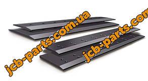 Ніж (кромка) щелепи переднього ковша (вваривают) 15x130x2343 мм 123/02362 для JCB 3CX, 3CX Super, 4CX