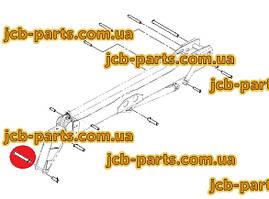 Втулка в оголовок стріли 1211/0018 для навантажувача JCB 540-140