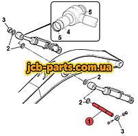 Палец крепления штоков г/цилиндра стрелы 206-70-51190 для Komatsu PC200 (7 серия)