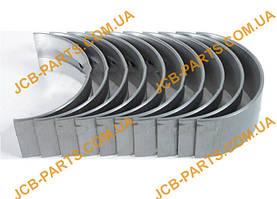 Корінні вкладиші (комплект), стандарт 225-7772 / 353-7423, U5MB0018, U5MB0033 для CAT 428, 432, 434, 444