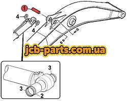 Палець кріплення г / циліндра рукояті до стріли 113-2963 для Caterpillar 325D / 329D