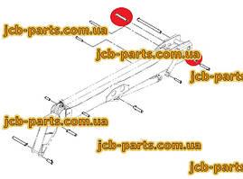 Палець в шток г / циліндра зміщення стріли 1019/2048 для навантажувача JCB 540-140