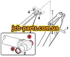Уплотнение в основание г/цилиндра ковша 07145-00070 для Komatsu PC200 (7 серия)