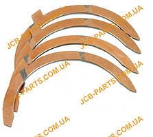 Півкільця коленвала (верхнє / нижнє), ремонтний розмір +0,07 067-6873 / 067-6874, U5TW0002B для CAT 428,