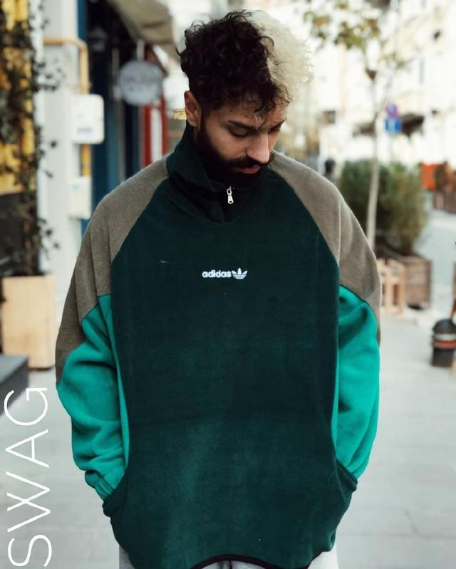Теплая кофта худи Adidas