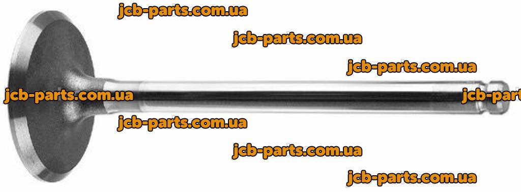 Клапан випускний 02/801823 для JCB JS240