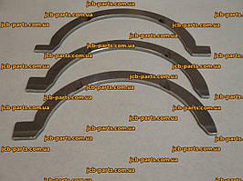 Полукольца коленвала (верхнее/нижнее), упорные 02/801155 для JCB JS220