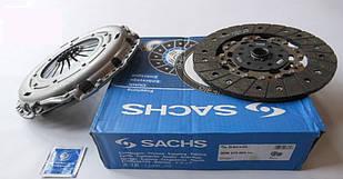 Комплект сцепления VW T5 1.9TDI (d=240mm) SACHS (Германия) 3000970004