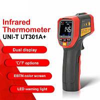 Пирометр UNI-T UT301A+ (-32°С - 420°С) EMS: 0,1-1.00. DS:12:1