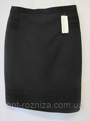 Красивые прямые юбки  большого размера.