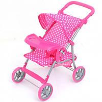 Коляска для куклы Melogo 9366 Розовый int9366, КОД: 127444