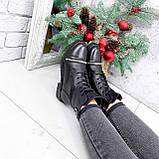 Ботинки женские Karel черные ЗИМА 2771, фото 2
