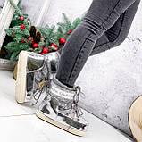 Луноходы женские Lyno серебро 2773, фото 5