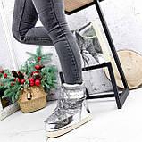 Луноходы женские Lyno серебро 2773, фото 6